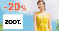Zľavový kód -20% na Vero Moda na ZOOT.sk