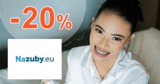 Zľavový kód -20% na ústne sprchy Sencor na NaZuby.eu