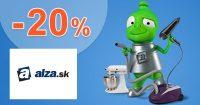 Zľavový kód -20% na spotrebiče Rowenta na Alza.sk