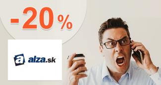 Zľavový kód -20% na termosky Tefal na Alza.sk