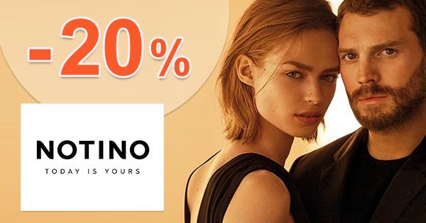 Zľavový kód -20% na vône Hugo Boss na Notino.sk