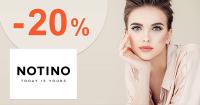 Zľavový kód -20% na kozmetiku L'Oréal Paris na Notino.sk