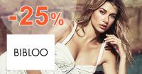 Zľavový kód -25% ZĽAVA na všetko na Bibloo.sk