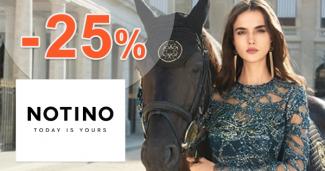Zľavový kód -25% na kozmetiku Delia na Notino.sk