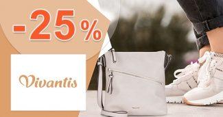 Zľavový kód -25% na módu Tamaris na Vivantis.sk