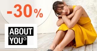 Zľavový kód -30% na AboutYou.sk