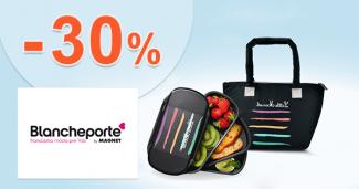 Zľavový kód -30% na BlanchePorte.sk + darček