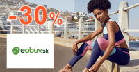 Zľavový kód -30% na eObuv.sk