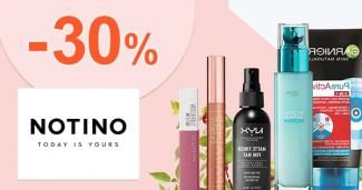 Zľavový kód -30% zľava na kozmetiku na Notino.sk