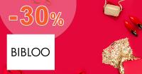 Zľavový kód -30% zľava na módu na Bibloo.sk