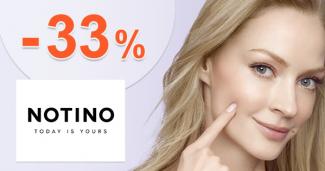 Zľavový kód -33% na L'Oréal Paris na Notino.sk