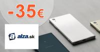 Zľavový kód -35€ na mobilné telefóny na Alza.sk