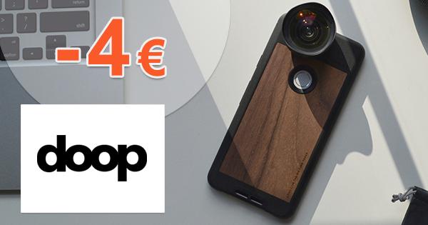 Zľavový kód -4€ zľava na všetko na DoopShop.sk