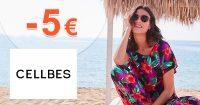 Zľavový kód -5€ na spodnú bielizeň na Cellbes.sk