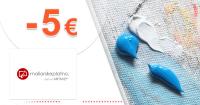 Zľavový kód -5€ na všetko na MaliarskePlatno.sk