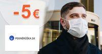 Zľavový kód -5€ zľava na všetko na PekneRuska.sk