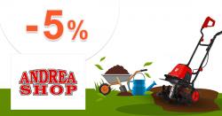 Zľavový kód -5% na značku Hecht na AndreaShop.sk