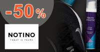 Zľavový kód -50% na Pretty Athletic na Notino.sk