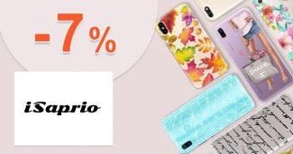 Zľavový kód -7% extra zľava na všetko na iSaprio.sk