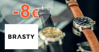 Zľavový kód -8€ na hodinky M. Kors na Brasty.sk