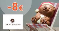 Zľavový kód -8€ zľava na Chocolissimo.sk