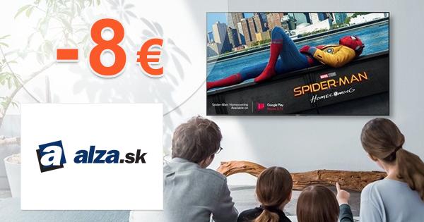 Zľavový kód -8€ zľava na hračky na Alza.sk