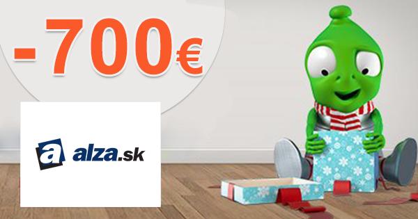 Zľavy -700€ na Alza.sk