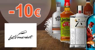 Zľavy až -10€ na akciové sety na BevMarket.sk
