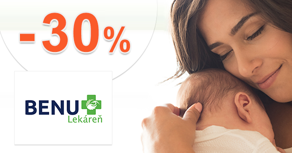 Na zlepšenie trávenia až -30% na BenuLekaren.sk