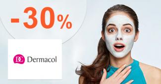 Zľavy až -30% na kozmetiku na Dermacol.sk
