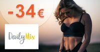 Zľavy až -34€ na zvýhodnené balenia na DailyMix.sk