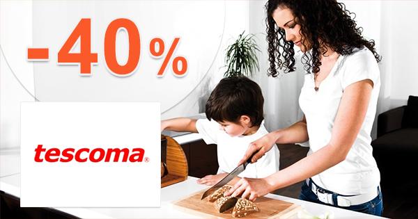 Zľavy až -40% na Tescoma.sk