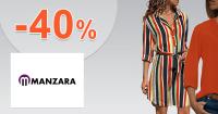 Zľavy až -40% na módne doplnky na Manzara.sk