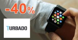 Zľavy až -40% na smart hodinky na Turbado.sk