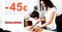 Zľavy až -45€ na Tescoma.sk