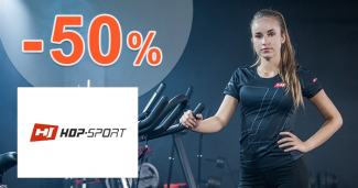 Fitness potreby až -50% zľavy na Hop-Sport.sk