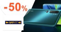 Zľavy až -50% na mobilné telefóny na Datart.sk