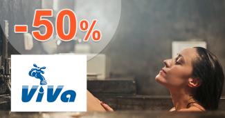 Zľavy až -50% na tovar pre kuchyne na VivaEshop.sk