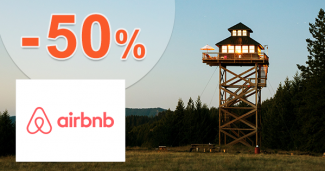 Nové ubytovania až -50% zľavy cez Airbnb.cz