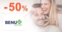 Vitamíny, multivitamíny až -50% na BenuLekaren.sk