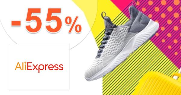 Zľavy až -55% na pánske oblečenie na AliExpress.com