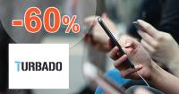 Zľavy až -60% na Turbado.sk + doprava ZDARMA