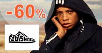 Zľavy až -60% na detské oblečenie na FootShop.sk