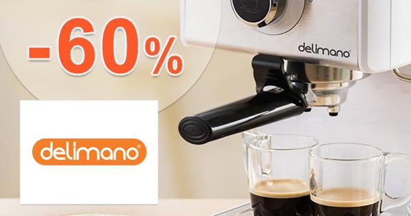 Zľavy až -60% na varenie a pečenie na Delimano.sk