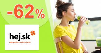 Zľavy až -62% na produkty pre zdravie na Hej.sk
