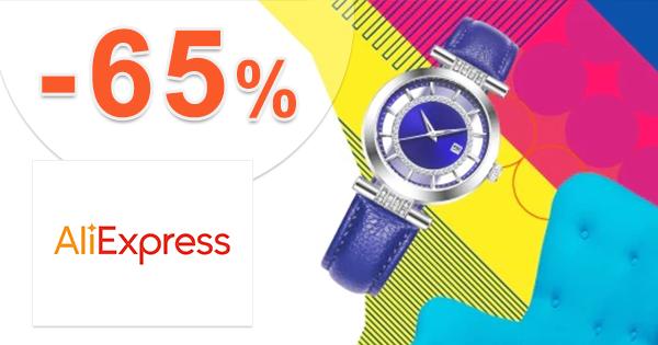 Zľavy až -65% na elektroniku na AliExpress.com