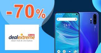Zľavy až -70% na sortiment elektroniky na DX.com