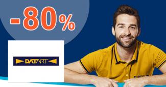 Zľavy až -80% na Datart.sk