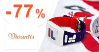 Zľavy až do -77% na hodinky Fila na Vivantis.sk