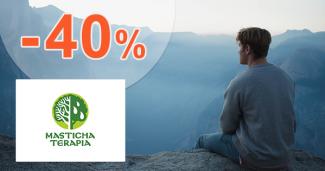 Zľavy a akcie až -40% na MastichaTerapia.sk